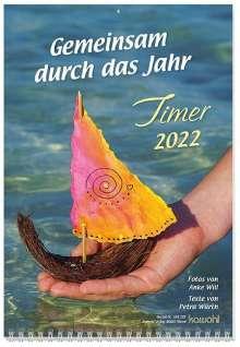 Petra Würth: Gemeinsam durch das Jahr 2020, Diverse