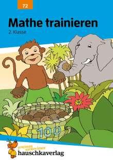 Helena Heiß: Mathe trainieren 2. Klasse, Buch
