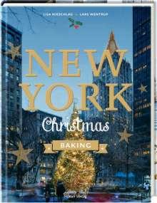 Lars Wentrup: New York Christmas Baking, Buch