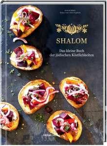 Leah Koenig: Shalom, Buch