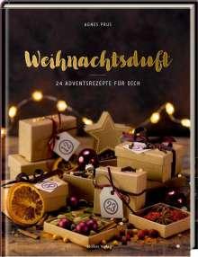 Agnes Prus: Weihnachtsduft, Buch