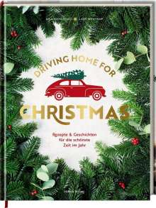 Lars Wentrup: Driving Home for Christmas, Buch
