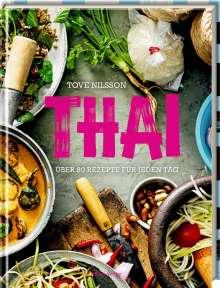 Tove Nilsson: Thai, Buch