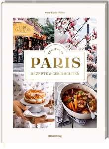 Anne-Katrin Weber: Verliebt in Paris, Buch