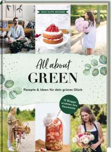 All about green, Buch