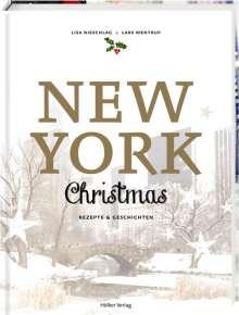 Lisa Nieschlag: New York Christmas, Buch