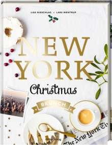 Lisa Nieschlag: New York Christmas Brunch, Buch