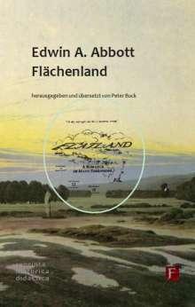Edwin A. Abbott: Flächenland, Buch
