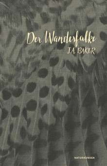 J. A. Baker: Der Wanderfalke, Buch