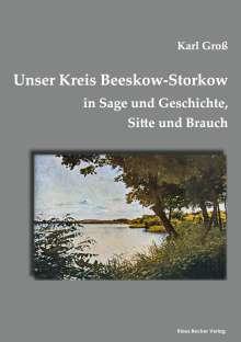 Unser Kreis Beeskow-Storkow, Buch