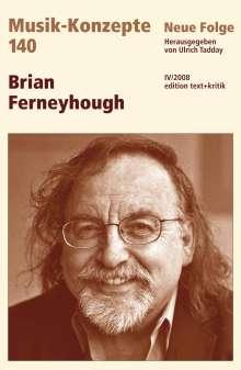 Brian Ferneyhough, Buch
