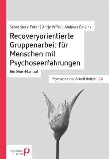 Sebastian von Peter: Recoveryorientierte Gruppenarbeit für Menschen mit Psychoseerfahrungen, Buch