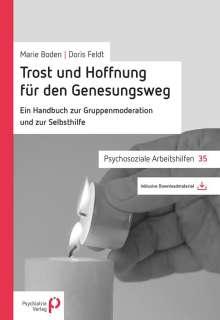 Marie Boden: Trost und Hoffnung für den Genesungsweg, Buch