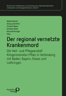 Der regional vernetzte Krankenmord, Buch