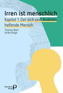 Thomas Bock: Irren ist menschlich Kapitel 1, Buch