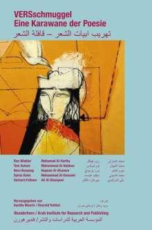 Mohammad Al-Domaini: Versschmuggel - Eine Karawane der Poesie, Buch