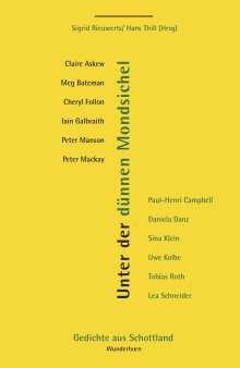 Claire Askew: Unter der dünnen Mondsichel, Buch