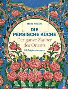 Neda Afrashi: Die persische Küche, Buch
