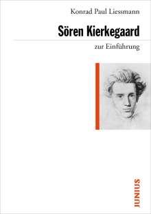 Konrad Paul Liessmann: Sören Kierkegaard zur Einführung, Buch