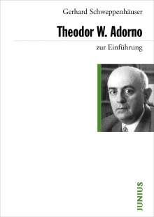 Gerhard Schweppenhäuser: Theodor W. Adorno zur Einführung, Buch
