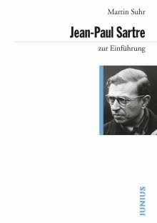 Martin Suhr: Jean-Paul Sartre zur Einführung, Buch