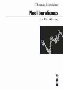 Thomas Biebricher: Neoliberalismus zur Einführung, Buch