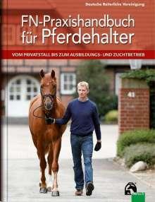 Wilfried Gehrmann: FN-Praxishandbuch für Pferdehalter, Buch