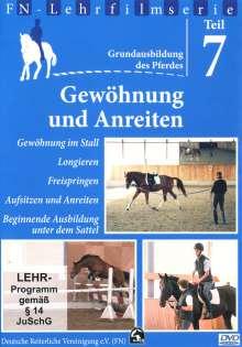 Gewöhnung und Anreiten, DVD