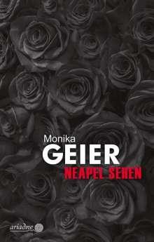 Monika Geier: Neapel sehen, Buch
