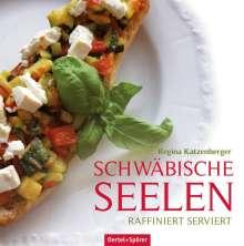 Regina Katzenberger: SeelenTröster, Buch
