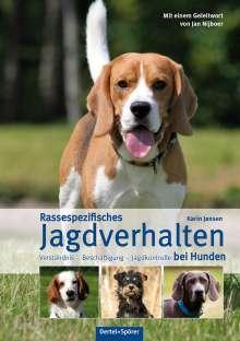 Karin Jansen: Rassespezifisches Jagdverhalten bei Hunden, Buch