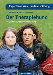 Anja Carmen Müller: Der Therapiehund, Buch