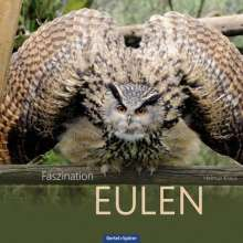 Helmut Kraus: Faszination Eulen, Buch