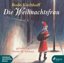 Die Weihnachtsfrau, CD