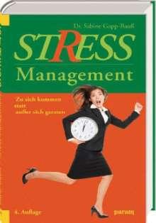 Sabine Gapp-Bauß: Stress-Management, Buch