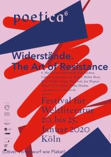 Federico Italiano: Widerstände. The Art of Resistance, Buch