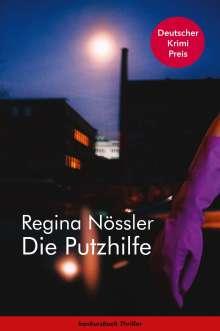 Regina Nössler: Die Putzhilfe, Buch