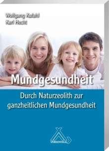 Karl Hecht: Mundgesundheit, Buch