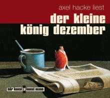 Axel Hacke: Der kleine König Dezember, CD