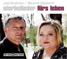 Sterbelieder fürs Leben, CD