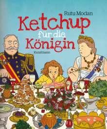 Rutu Modan: Ketchup für die Königin, Buch