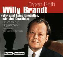 Jürgen Roth: Willy Brandt, CD