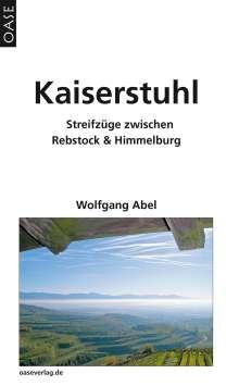 Wolfgang Abel: Kaiserstuhl, Buch
