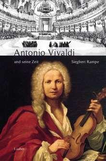 Siegbert Rampe: Antonio Vivaldi und seine Zeit, Buch
