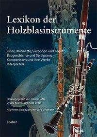 Lexikon der Holzblasinstrumente, Buch
