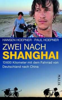 Hansen Hoepner: Zwei nach Shanghai, Buch
