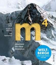 Stefan Dech: m4 Mountains - Die vierte Dimension, Buch