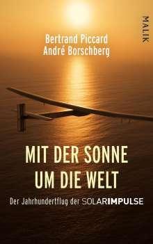 Bertrand Piccard: Mit der Sonne um die Welt, Buch