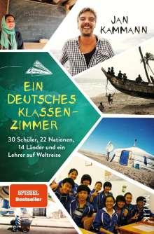 Jan Kammann: Ein deutsches Klassenzimmer, Buch