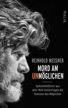 Reinhold Messner: Mord am Unmöglichen, Buch
